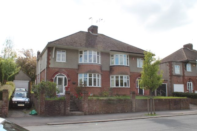 Thumbnail Semi-detached house to rent in Lewisham Road, River