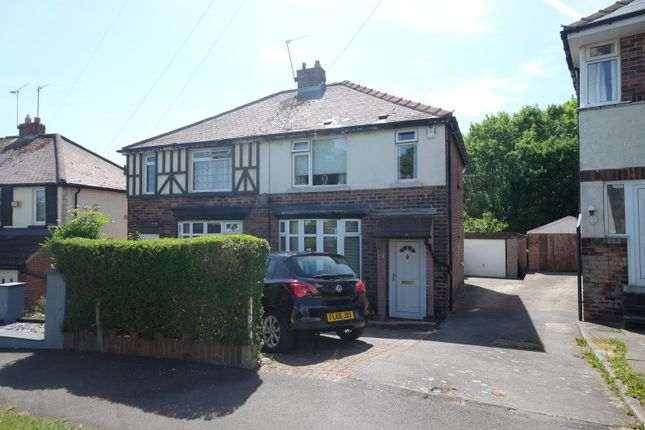 Thumbnail Semi-detached house for sale in Briarfield Crescent, Charnock, Sheffield
