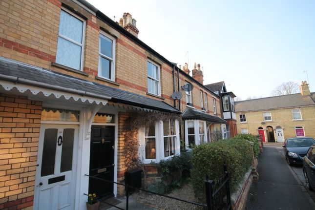 Thumbnail Terraced house to rent in Queen Street, Stamford, Lincolnshire