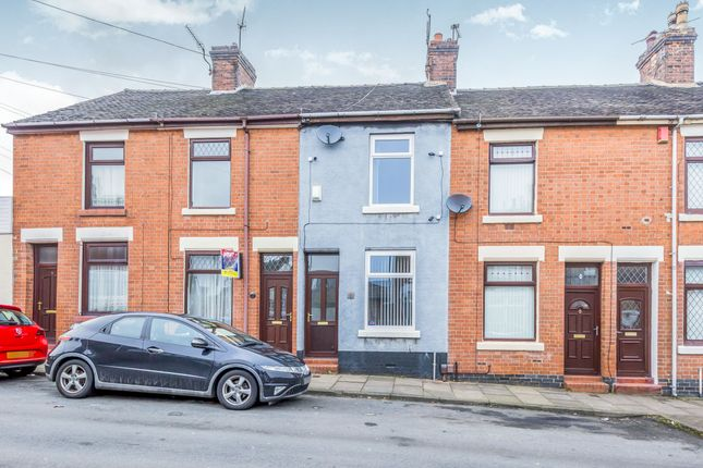 Thumbnail Terraced house for sale in Meir Street, Stoke-On-Trent, Staffordshire