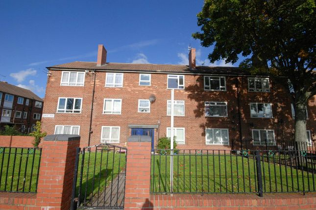 Thumbnail Flat to rent in Jubilee Road, Gosforth, Newcastle Upon Tyne