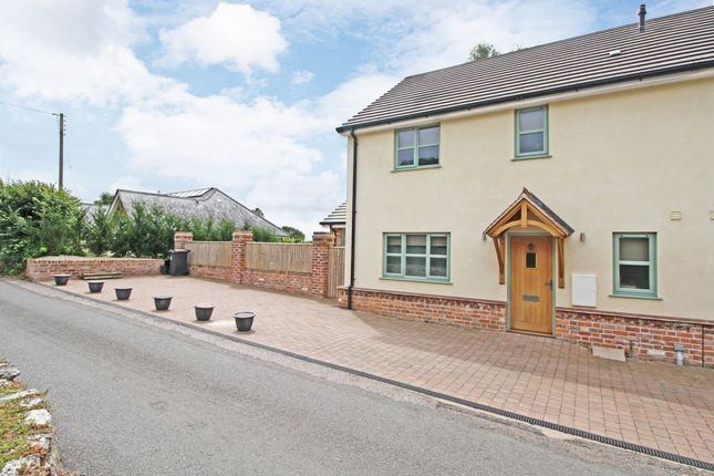 Semi-detached house for sale in Ebford Lane, Ebford, Exeter