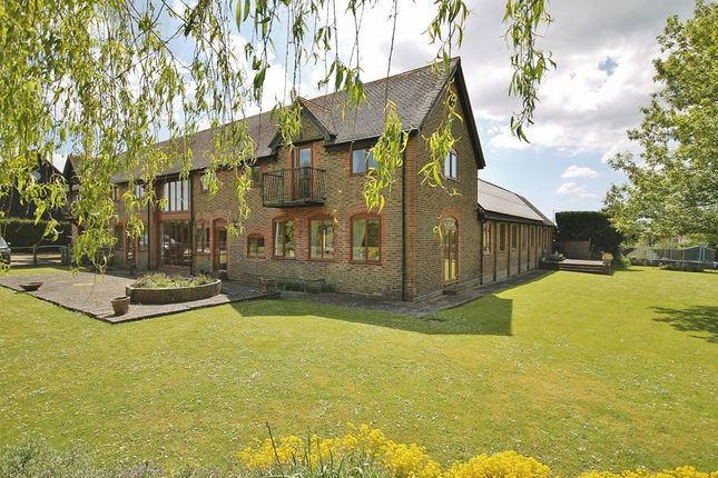 Thumbnail Detached house for sale in East Street, West Chiltington, Pulborough