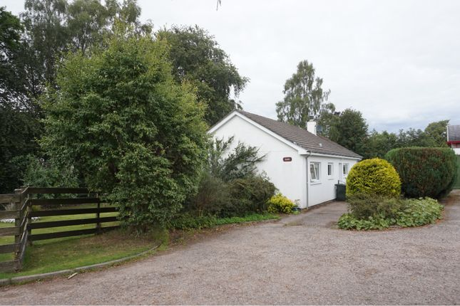 Thumbnail Detached bungalow for sale in Lorelei, Strathpeffer