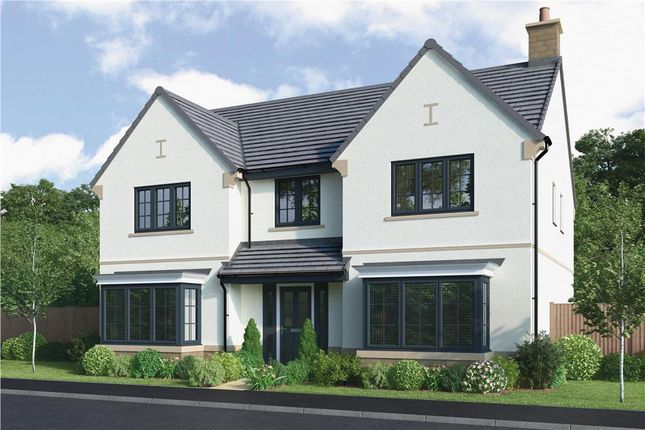 "Thumbnail Detached house for sale in ""Deakin"" at Leeds Road, Bramhope, Leeds"