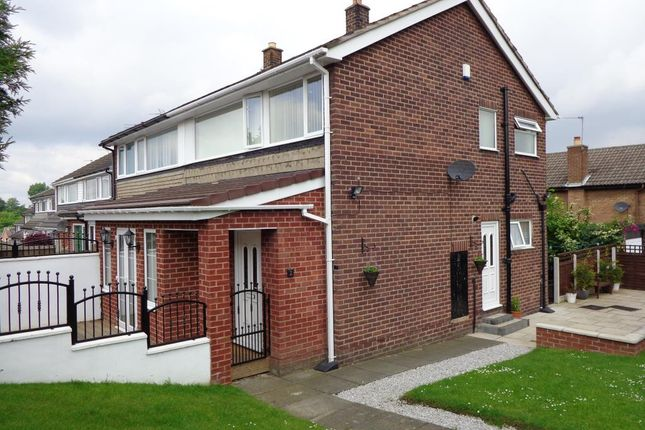 Thumbnail Semi-detached house to rent in Temple Close, Temple Newsam, Leeds, West Yorkshire