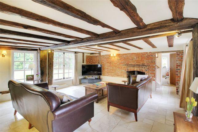 Sitting Room of Den Lane, Collier Street, Marden, Kent TN12