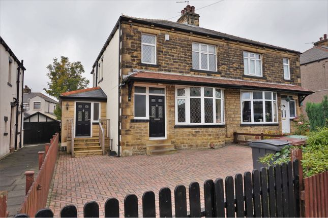 Thumbnail Semi-detached house to rent in Peckover Drive, Pudsey