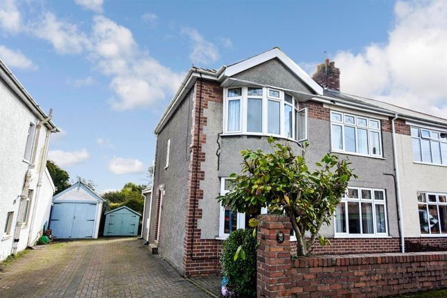 Thumbnail Property to rent in Priory Avenue, Bridgend