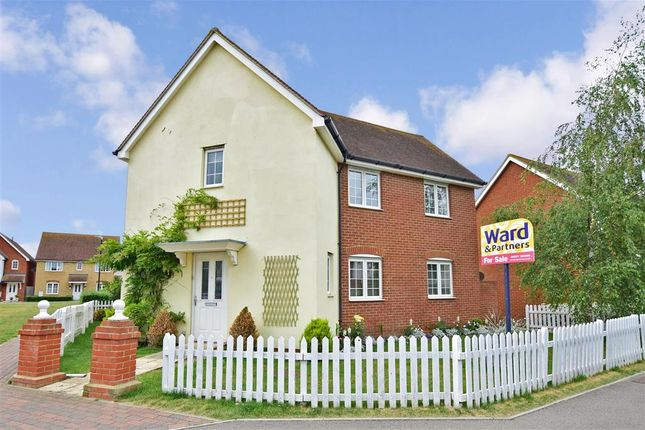 Thumbnail Detached house for sale in Barnes Way, Herne Bay, Kent