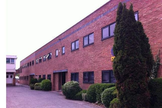 Thumbnail Warehouse to let in 23-25, Bury Mead Road, Stevenage