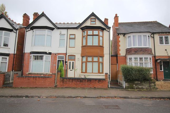 Thumbnail Semi-detached house for sale in Douglas Road, Acocks Green, Birmingham