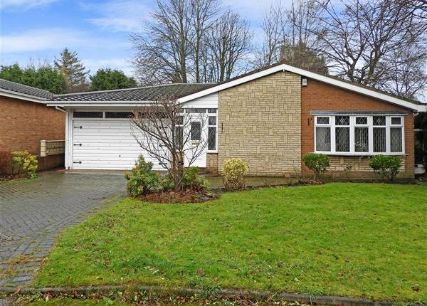 Thumbnail Bungalow for sale in Gorway Gardens, Walsall