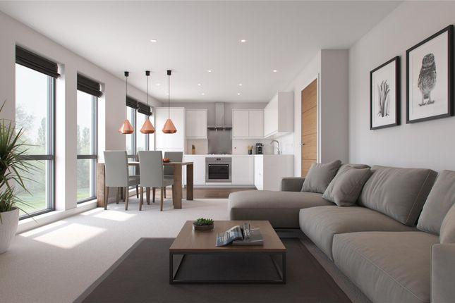 Thumbnail Flat for sale in 11 Oliver Court, Crown Road, Weston, Bath