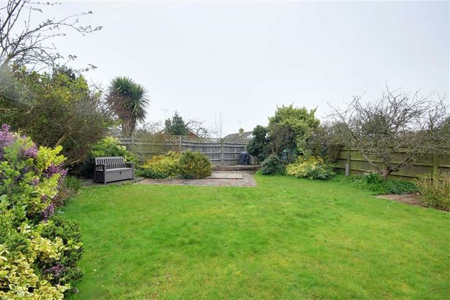 Rear Garden of Fernhurst Drive, Goring-By-Sea, West Sussex BN12