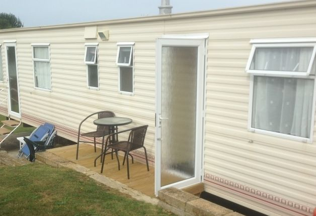 Mobile/park home for sale in Hillway Road, Bembridge