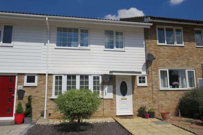 Thumbnail Terraced house for sale in Wellington Close, Chelmsford