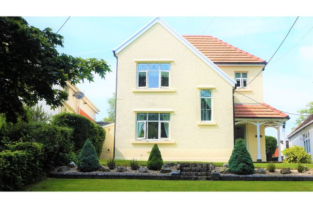 Thumbnail Detached house for sale in Folland Road, Glanamman, Ammanford
