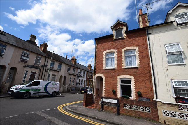 Thumbnail End terrace house for sale in Body Road, Reading, Berkshire