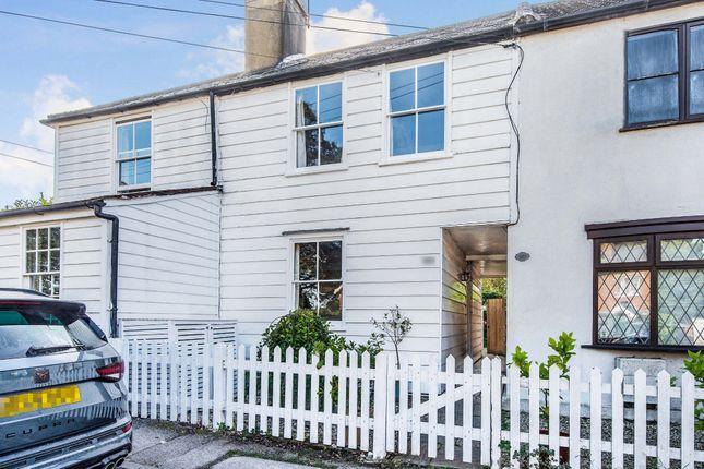2 bed terraced house for sale in West Street, Ewell, Epsom KT17