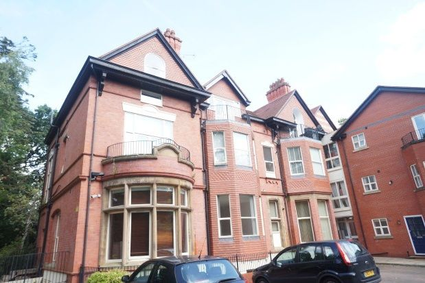 Thumbnail Flat to rent in Cairncroft, Holme Road, West Didsbury