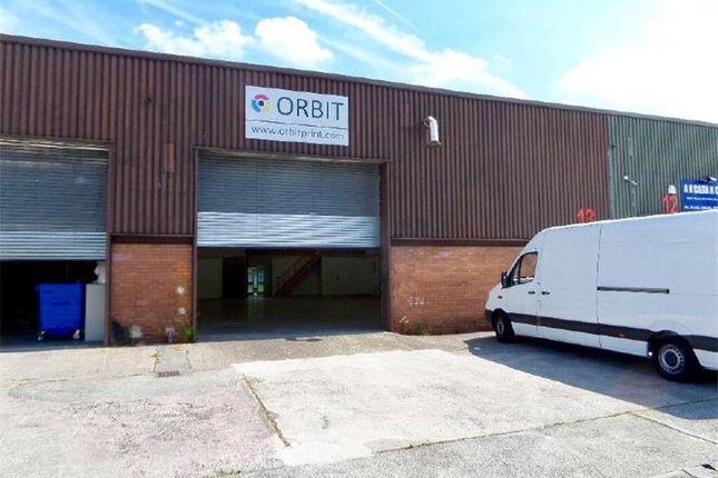 Thumbnail Warehouse to let in Unit 13, Merthyr Tydfil Industrial Park, Pentrebach, Merthyr Tydfil, Glamorgan, Wales