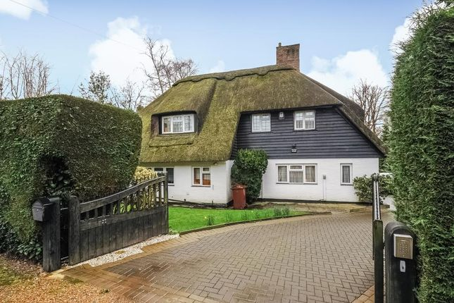 Thumbnail Detached bungalow to rent in South View Road, Pinner