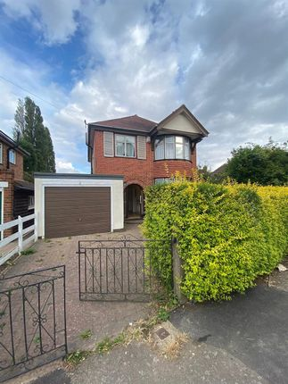 3 bed detached house to rent in Hartfield Road, Leicester LE5