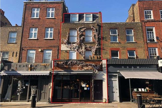 Commercial property for sale in 9 Chapel Market, Angel, London