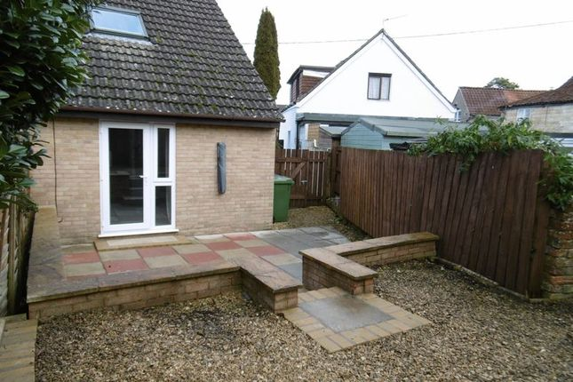 1 bed terraced house to rent in Quarrydale Close, Calne