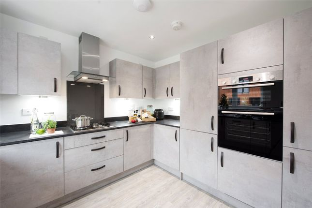 Thumbnail Semi-detached house for sale in Mimram, Trig Point, Stevenage, Hertfordshire
