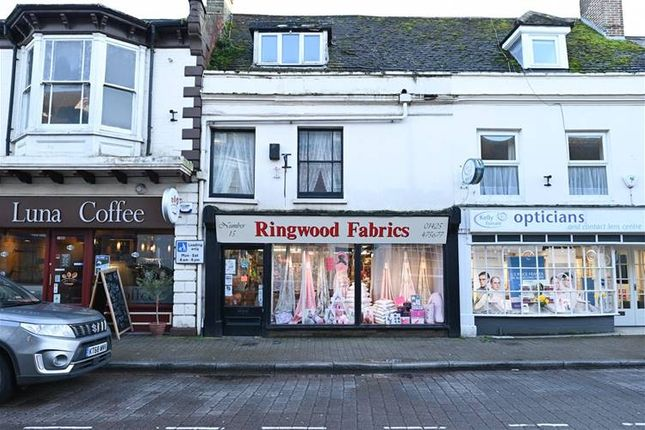 Thumbnail Commercial property for sale in 15 High Street, Ringwood