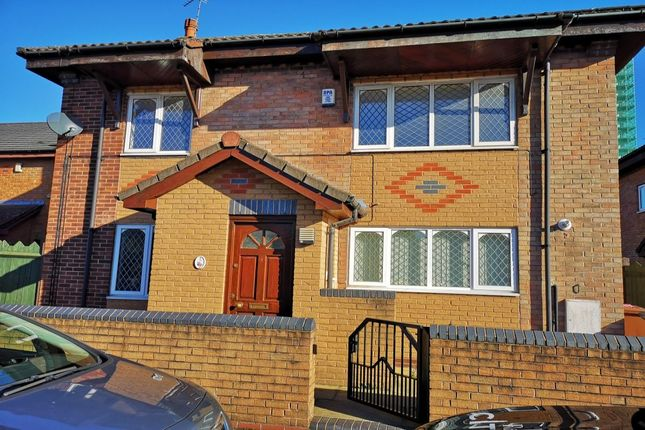 Thumbnail Detached house to rent in Trenam Place, Salford