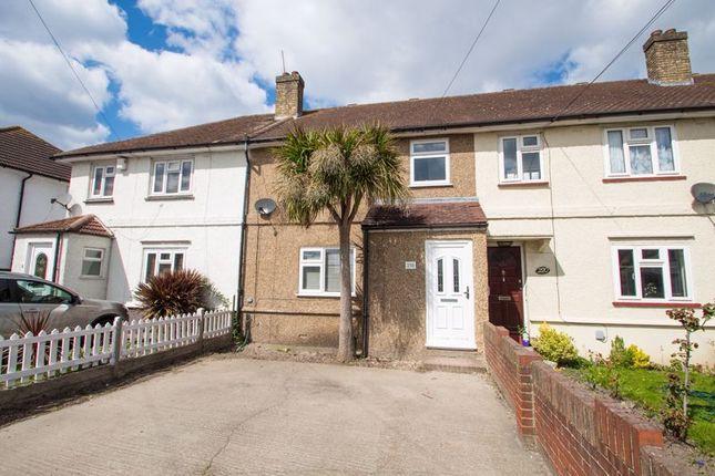 3 bed terraced house to rent in Crayford Way, Crayford, Kent DA1