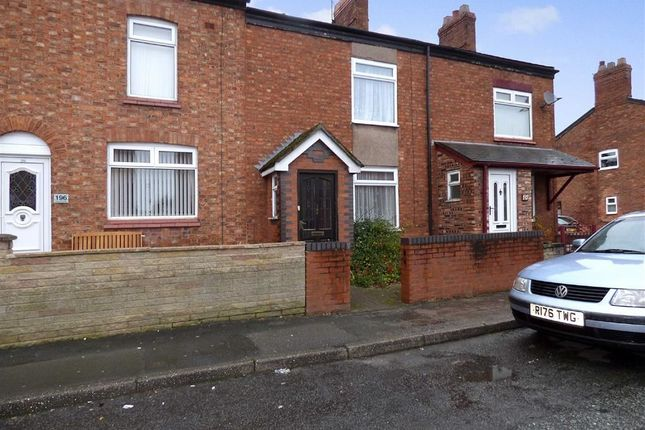 Thumbnail Terraced house for sale in Weaver Street, Winsford, Cheshire