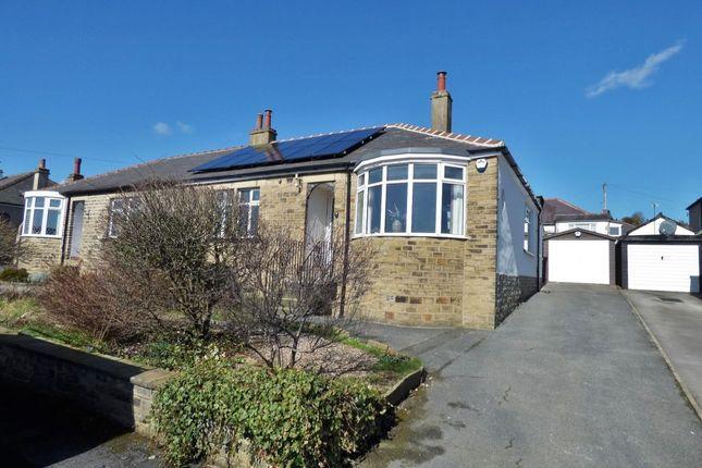 Thumbnail Bungalow to rent in Maude Avenue, Baildon, Shipley