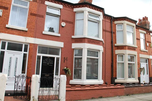 Thumbnail Detached house to rent in Saxonia Road, Walton, Liverpool