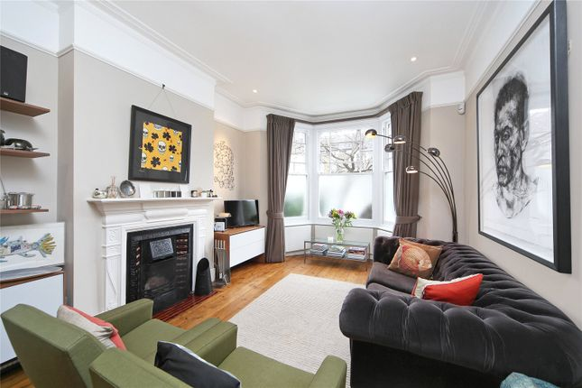 Thumbnail Terraced house for sale in Carlisle Road, London