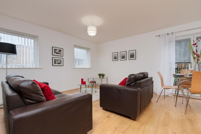 Thumbnail Flat to rent in Delta Point, Blackfriars Road, Salford