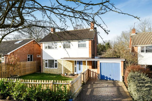 Thumbnail Detached house for sale in Loring Road, Sharnbrook, Bedford