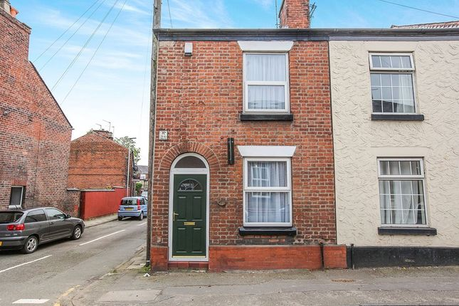 Thumbnail Terraced house to rent in Antrobus Street, Congleton, Cheshire