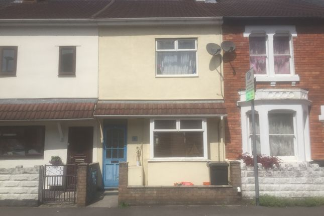 2 bed terraced house to rent in Volta Road, Swindon