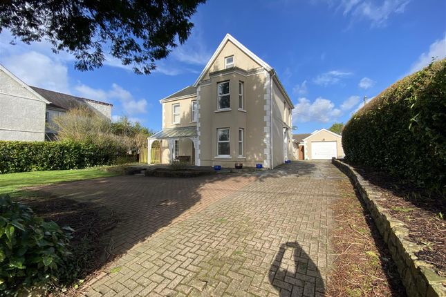 Thumbnail Detached house for sale in High Street, Ammanford