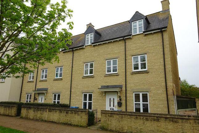 Terraced house for sale in Ash Avenue, Carterton