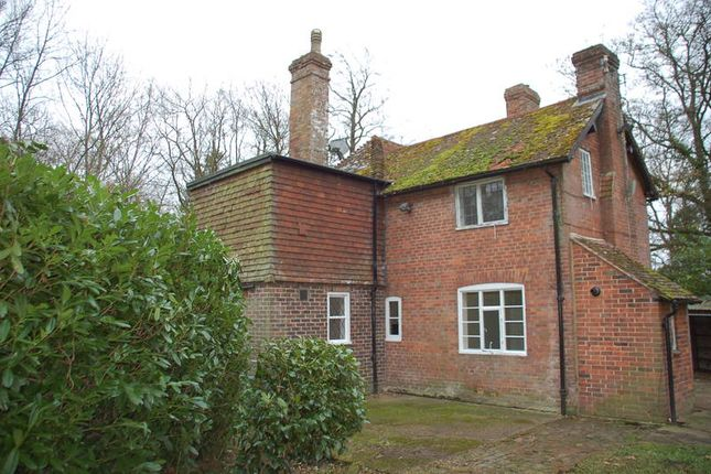 Thumbnail Detached house to rent in Shovers Green, Wadhurst
