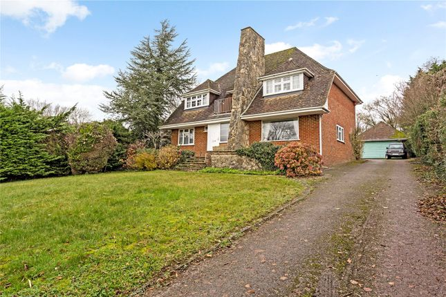 Thumbnail Detached house for sale in Gravel Lane, Four Marks, Alton, Hampshire
