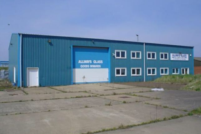 Thumbnail Commercial property for sale in Henry Crabb Road, Littleport, Ely