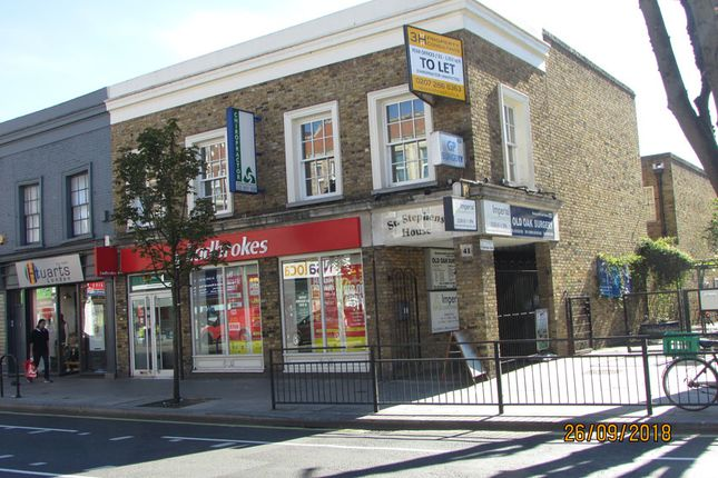 Thumbnail Office to let in Uxbridge Road, Shepherd's Bush, London