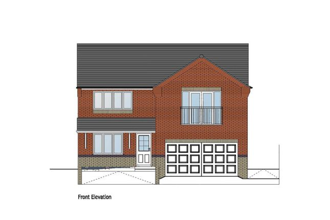 Thumbnail Detached house for sale in Wood View, Off Longue Drive, Calverton