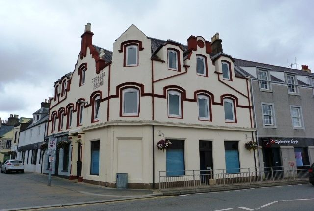 Thumbnail Town house for sale in Stronway, Isle Of Lewis